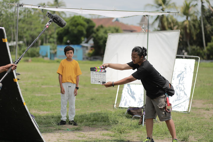 BTS Film - Pindah Planet