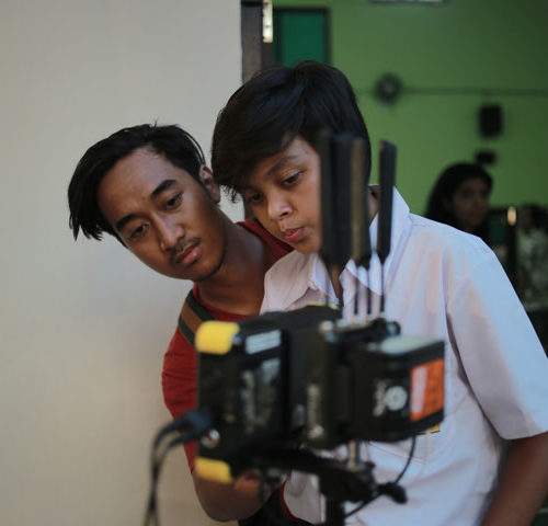 Behind The Scene - Pindah Planet!!!